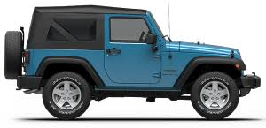 baby blue jeep wrangler 2017 jeep wrangler road and trail capable suv