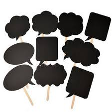 photo booth prop aliexpress buy lowest price photo booth prop chalk board