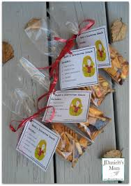 scarecrow snack and party idea