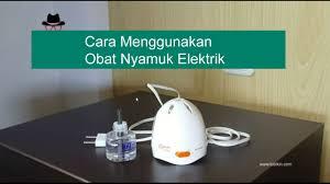 Obat Nyamuk Vape cara menggunakan obat nyamuk elektrik