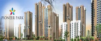 Pioneer Park Gurgaon Floor Plan Pioneer Park Gurgaon