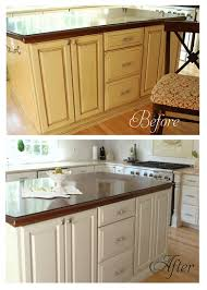 Best Paint For Laminate Kitchen Cabinets Professionally Painted Kitchen Cabinets Before And After