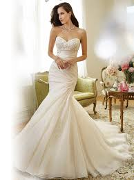 sweetheart wedding dresses sweetheart neckline organza wedding dress