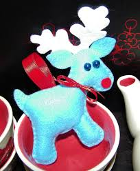 Reindeer Christmas Decoration Template by Patterns Pregnancy Baby Child