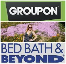 groupon coupons deals aplenty including bed bath beyond and more