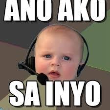 Kid On Phone Meme - ano ako kid phone support meme on memegen