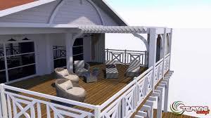 Villa Moderne Tunisie by Cuisine Plan De Maison Permis De Construire Plan De Jardin D Plan