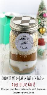 94 best cookies in a jar images on pinterest jar recipes gifts