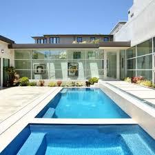 Concrete Pool Designs Ideas 33 Best House Exterior Images On Pinterest House Exteriors