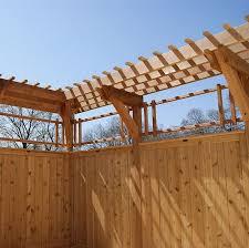 Fence Ideas For Backyard by Best 25 Yard Privacy Ideas On Pinterest Backyard Privacy