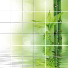 wallstickers folies bamboo tiles wall stickers bamboo tiles wall stickers