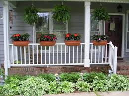 installing railing planters for a great decorations laluz nyc