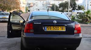 vw passat 1 8t manual israel youtube