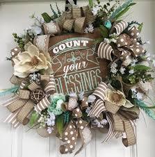 1231 best burlap wreaths images on burlap wreaths