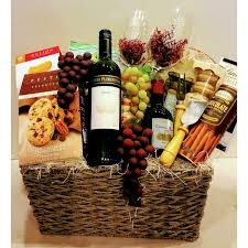 Wine Baskets Gourmet Wine Basket Miami Fl Florist U0026 Gift Baskets Basket Case