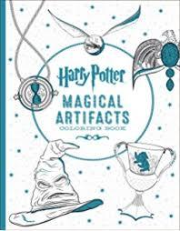 harry potter coloring book scholastic 9781338029994 amazon