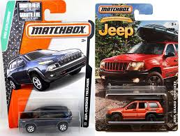 jeep bandit stock amazon com matchbox jeep grand cherokee 4 x 4 exclusive jeep