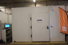 installation chambre froide achat d une chambre froide négative 23 dans la somme fonreal