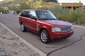 toyota land rover 2005 2006 land rover range rover supercharged review rnr automotive blog