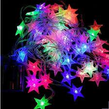 100 ft long christmas lights aliexpress com buy 33 ft 220v eu plug star shaped 10m 100 led