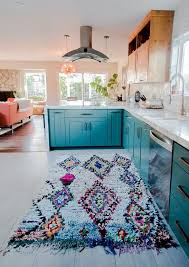 unthinkable pink and blue kitchen rugs homey best 25 boho ideas on