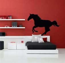 chambre cheval fille stickers chevaux pour chambre fille my home decor solutions