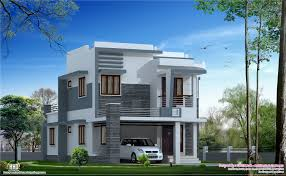 Contemporary House Styles Dream Homes Plans Kerala Home Design - New modern home designs
