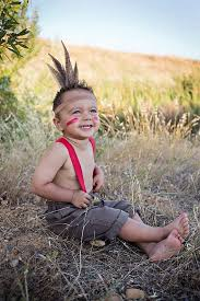 Etsy Baby Boy Halloween Costumes 25 Baby Indian Costume Ideas Feather Crafts