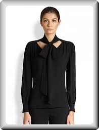 michael kors blouses michael kors s black silk shirt georgette blouse at