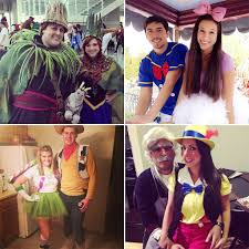 50 adorable disney couples costumes disney couple costumes