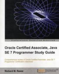 oracle certified associate java se 7 programmer study guide buy
