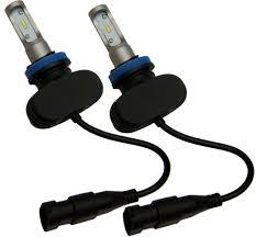 Led Head Light Bulbs by H8 Csp 50w 8000 Lumen Led Headlight Bulb Kit Buell 1125r 1125 08