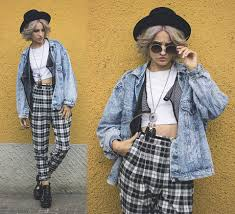 plaid ethnique chic fashionista now 5 cool ways to style plaid pants fashion inspiration