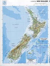 Big Map Of North America by Detailed New Zealand Maps Map Of New Zealand Detailed