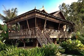 traditional house cambodia traditional house shore excursions asia