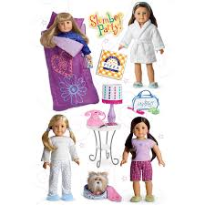 amazon com american crafts sleepover doll stacked stickers