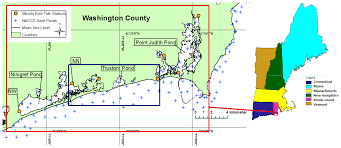 Map Of Maine Coast Jmse Free Full Text Effect Of Coastal Erosion On Storm Surge