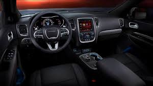 2015 dodge durango r t review notes interior luxury for three