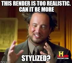 Meme Generator Ancient Aliens - cgmemes 3d art and game dev memes pinterest memes gifs and search
