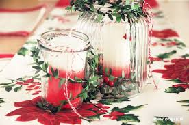 Christmas Centerpieces Diy by 35 Christmas Table Decorations U0026 Place Settings Holiday Tablescapes