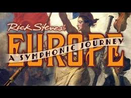 rick steves europe a symphonic journey