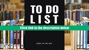 audiobook to do list in a book best to do list to increase your