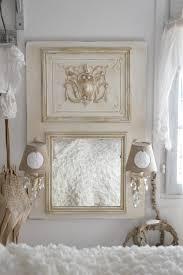 miroir avec applique le grenier d u0027alice shabby chic et romantique french decor part 4
