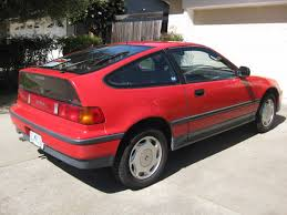 Honda Crx 1987 Single Owner Stocker 1988 Honda Crx Si Bring A Trailer