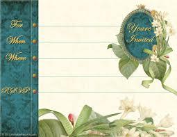 Rsvp On Invitation Card Invitation Cards Template Invitation Cards Templates For