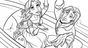 get this online rapunzel coloring pages as1yc
