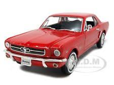 ford mustang 1964 ford mustang 1964 coupe 1 24 scale welly diecast detailed
