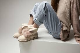 s grey ankle ugg boots s gita pom pom slipper ugg official
