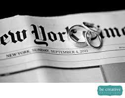 new york times weddings new york times rings photos wedding photographs wedding photo