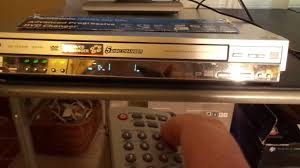 panasonic dvd home theater sound system panasonic 5 disc dvd youtube